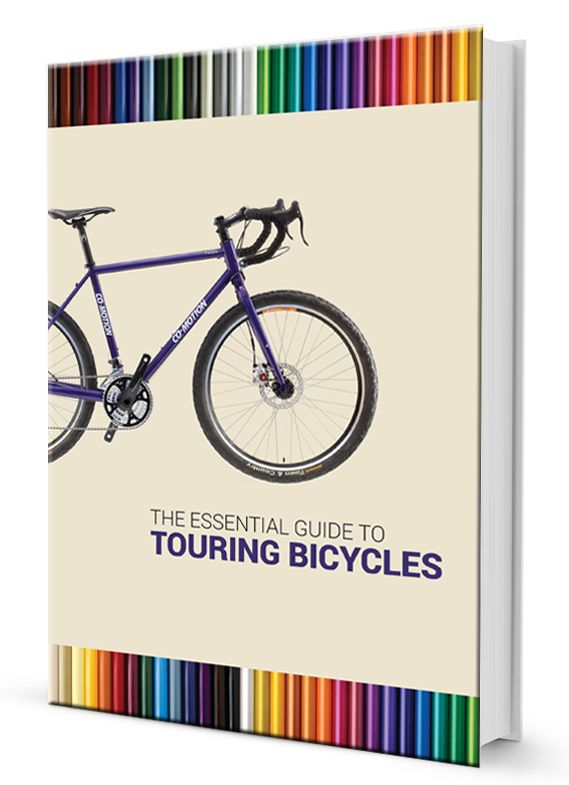 More than 150 of the best touring bicycles from around the world are categorized by type and price inside this incredible bicycle touring resource.