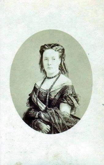 Queen Marie-Henriette of The Belgians (1836-1902)