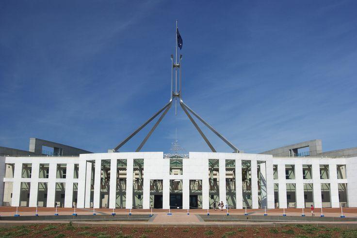 Parliament House, Canberra, Australia http://www.spinecentre.com.au/