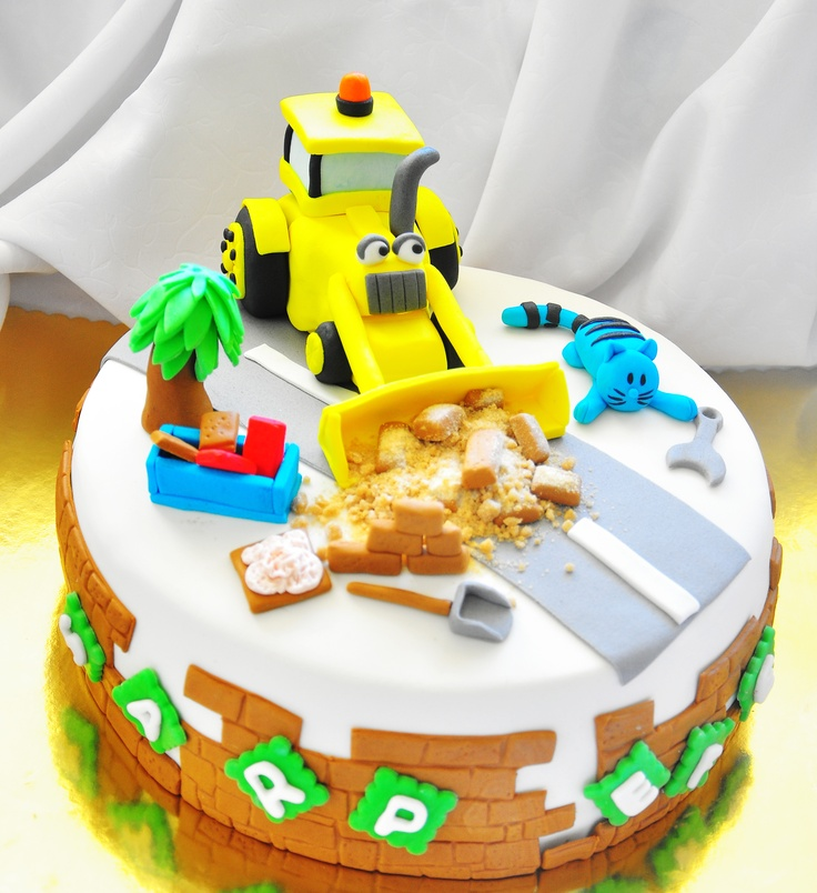 Bob The Builder Cake Pictures