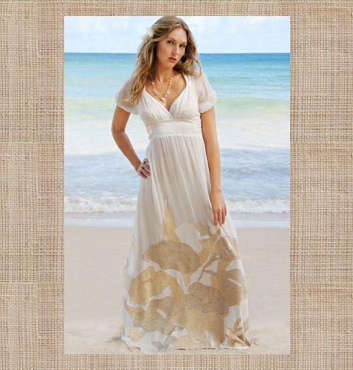 Wedding dresses for beach five top wedding dress for Top 5 wedding dress designers