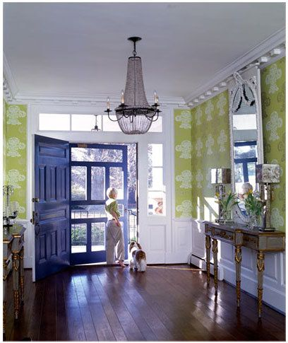 [祝!100人アンケート] シャビーシックなエントランスや廊下のインテリア47 の画像 賃貸マンションで海外インテリア風を目指すDIY・ハンドメイドブログ<paulballe ポールボール>