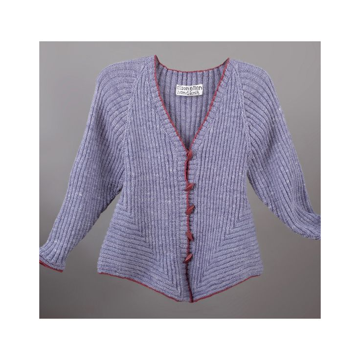 Tried this on and it looked fabulous, but she showed me how it's made, so must try to copy it. www.alisonellenhandknits.co.uk. Alison Ellen Hand Knitwear