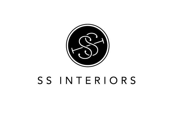 ss interiors interior design logo by hoodzpah 2 sps