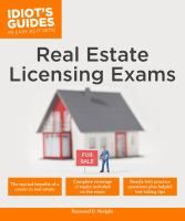 Real Estate Licensing Exams for your next career and check it out.