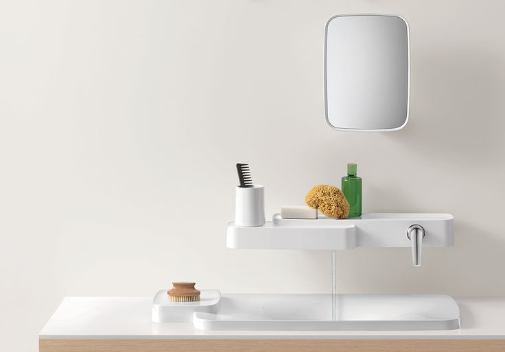 The Bouroullec brothers create designs that allow your creativity to flow and your visions to expand. http://www.ybath.com/collection/Axor/Bouroullec/_/N-1siboZ2dy6x