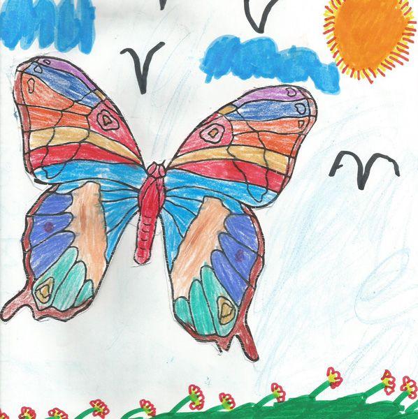 Franceso Insalata. Age 7