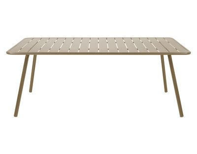 Luxembourg Table - rectangular - 8 persons - L 207 cm