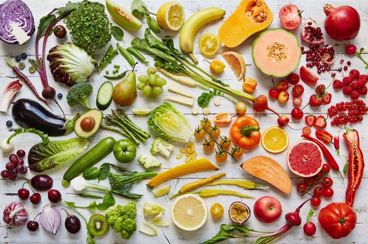 Fruit: eat the rainbow