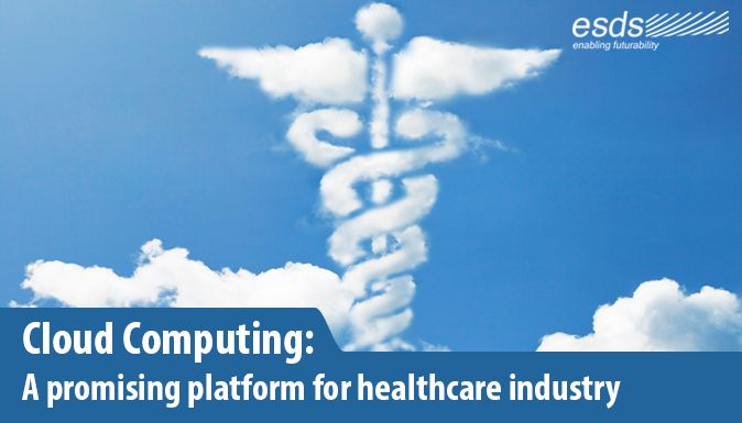 Cloud Computing : A promising platform for #Healthcare Industry!  Healthcare industry is moving to a #digital platform  and unlocking the benefits of #CloudComputing. Read More of #cloud for #healthcare in this article here!
