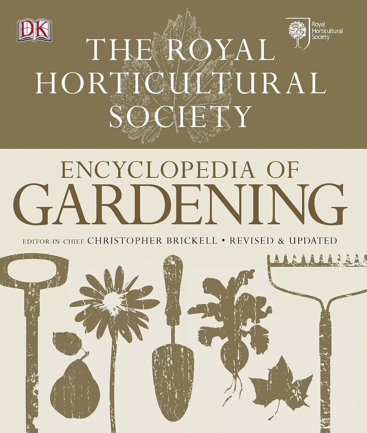 RHS Encyclopedia of Gardening | Gardening books ...