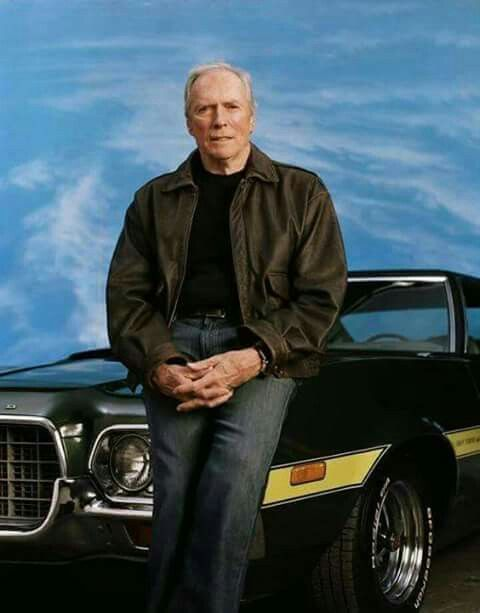Clint Eastwood Ford Grand Torino