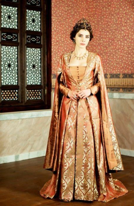 Harim Soltan Dresses Costumes, day dresses,