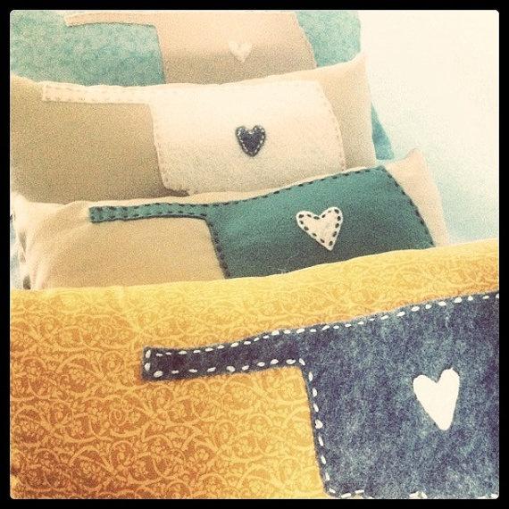 oklahoma pillows....could make