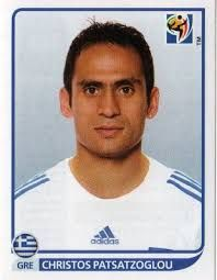 Image result for 2010 panini greece patsatzoglou