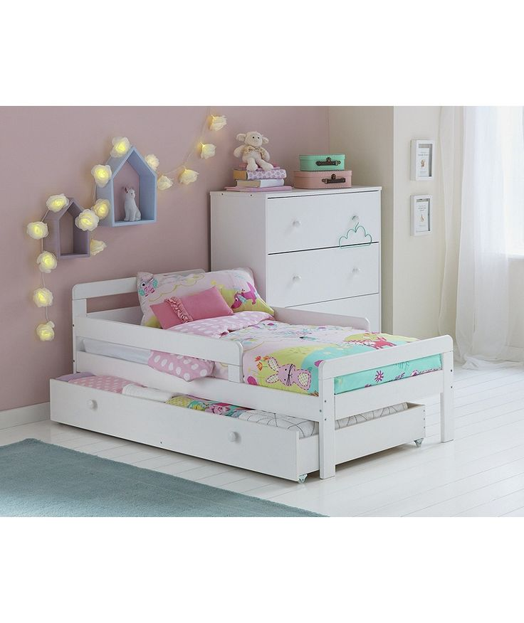 1000 Ideas About Toddler Bed Frame On Pinterest