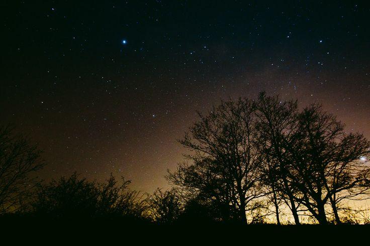 Wiltshire night sky