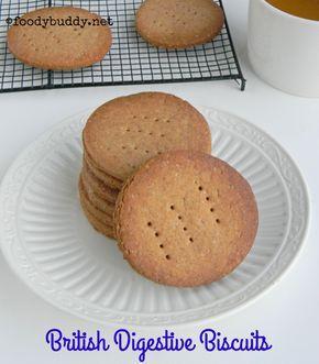 mcvities copycat digestive biscuit recipe