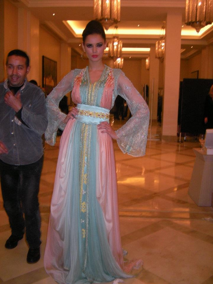 amine mrani designer traditional dress