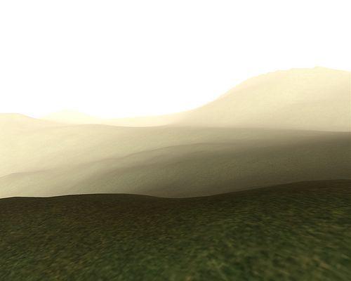 Empty Hills 3