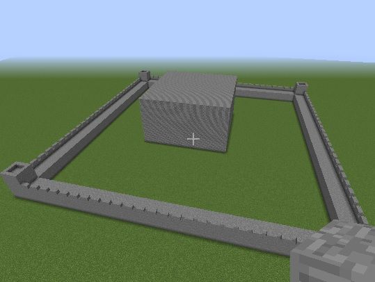 how to build stuff in minecraft on mac