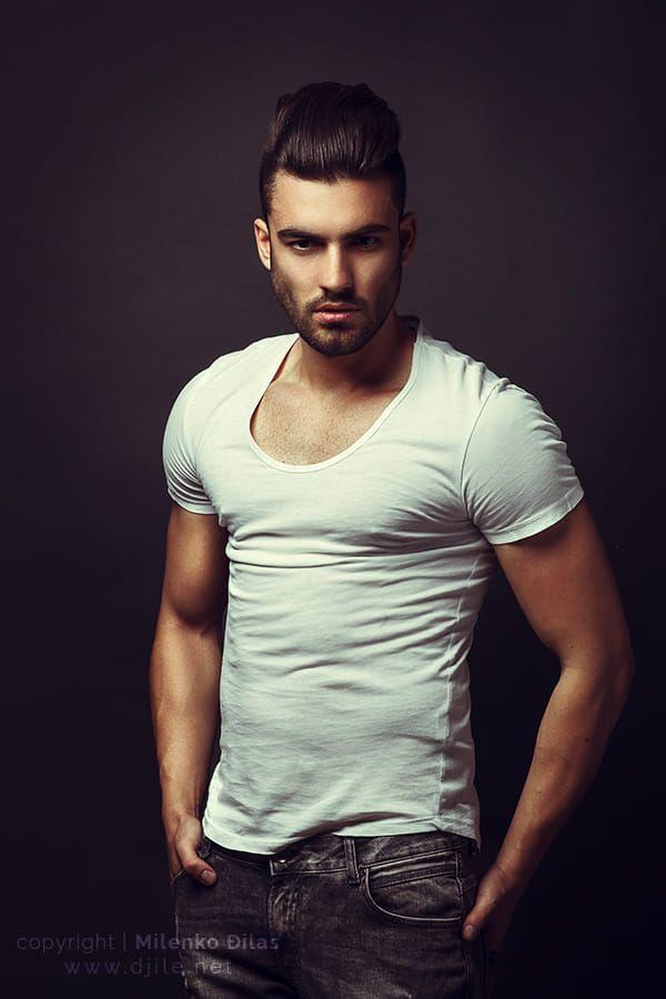 Handsome man by Milenko Đilas on 500px