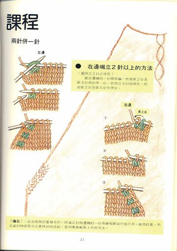 TRICOT JAPO TECNICA-N3 - NALAN - Picasa Webalbum
