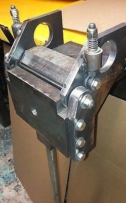 CNC & Metalworking Supplies Bending Break Plans 18 Sheet Metal DIY Metalworking Equipment Build Your Own
