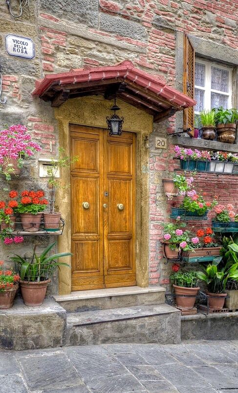 Cortona, Arezzo, Italy