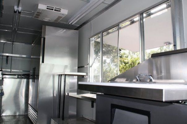 Food Truck Kitchen Design   Food Truck Lighting Design   Mobile Cuisine   Gourmet Food Trucks ...