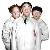 Resultado de imagem para the threes stooges medical