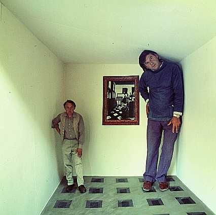 An Ames Room