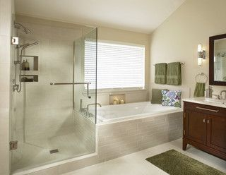 southlake texas bathroom remodel - Bathrooms Houzz