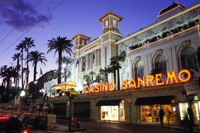 Sanremo casino on line