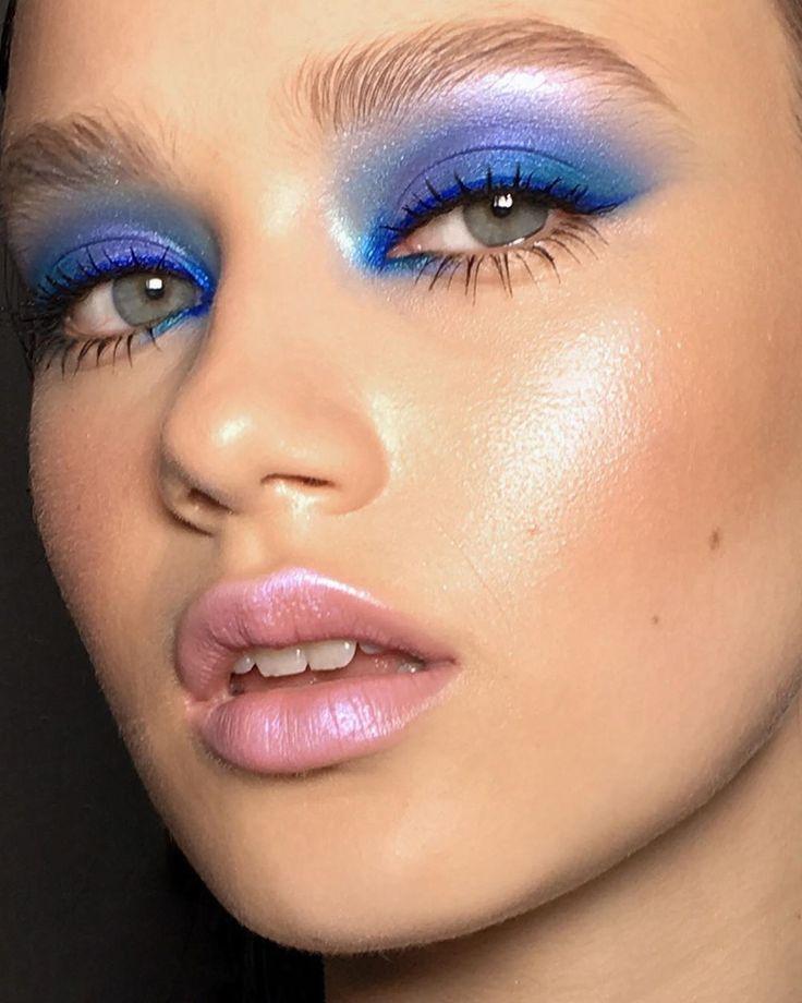 Anastasia Voevodina On Instagram Mua Alexandra Voevodina Kak To S U Fashion Style Stylish Love Cute Photoofthed Rave Makeup 80s Makeup Makeup Eyeshadow