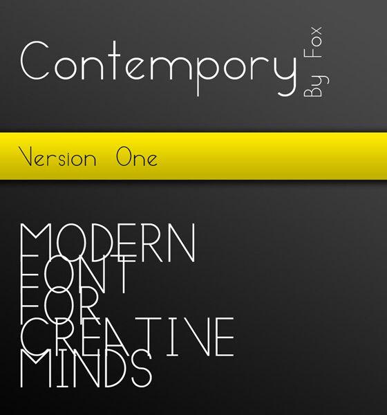 Contempory Modern