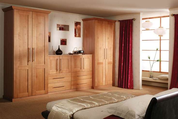 Traditional Fitted Bedroom Range | Norwood Interiors