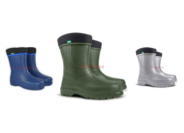 Wellies - Super light #EVA material with #insulation to -30C, the best for winter, model #Laura for Women's.