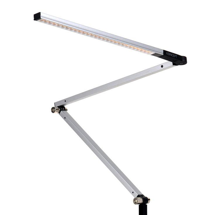 Best Koncept Images On Pinterest Clamp Light Led And Lighting - Wall mount desk lamp