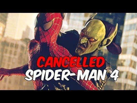 An In-depth look into everything that led to Sam Raimi's Spider-Man 4 Being Cancelled https://youtu.be/usx2TizyV1Y