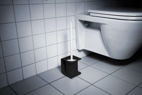 Radius Design - Puro Toilettenbürstenhalter schwarz