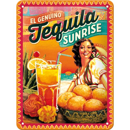Cocktail-Time - Tequila Sunrise - http://www.retrozone.pl/pl/p/Cocktail-Time-Tequila-Sunrise/227
