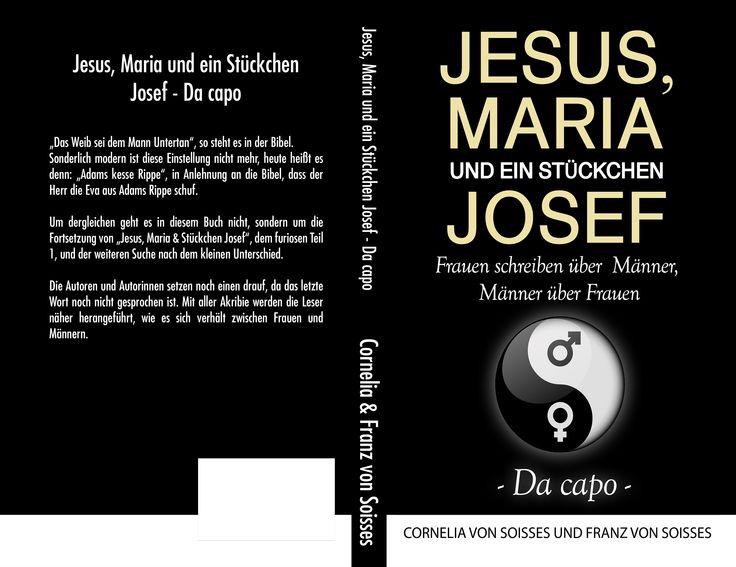 """Der Countdown zur Veröffentlichung läuft, das Da capo zum Bestseller """"Jesus, Maria & ein Stückchen Josef"""" http://www.amazon.de/gp/search/ref=sr_nr_seeall_28?rh=k%3Asoisses%2Ci%3Astripbooks&keywords=soisses&ie=UTF8&qid=1345785320"""