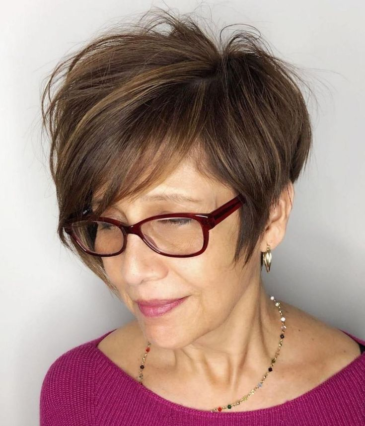 60 Most Prominent Hairstyles for Women Over 40 ...
