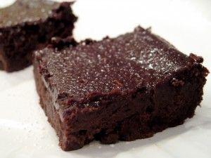 Black Bean Brownies (gluten-free, dairy-free). Hmmm...