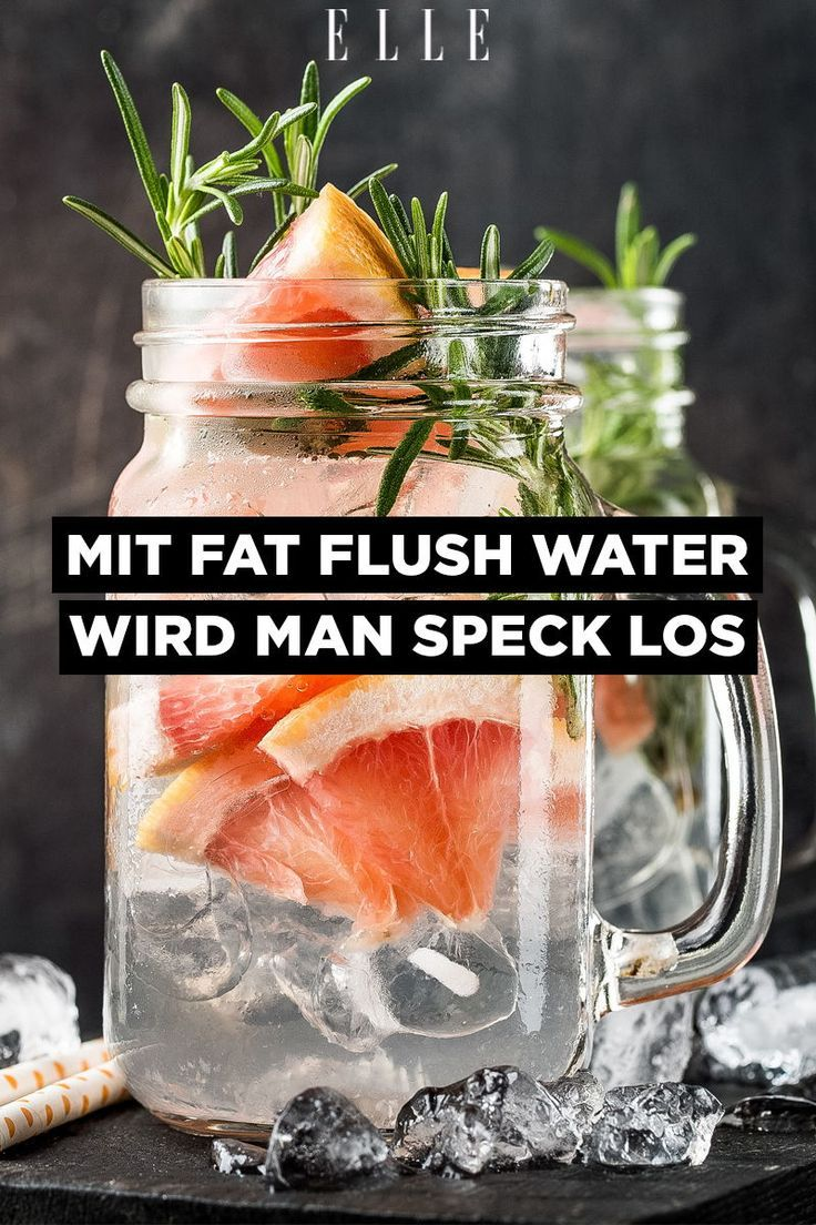 Fat Flush Water: Mit diesem Diätgetränk können Sie leicht verlieren   – schne… – Happy Healthy Lifestyle Tips