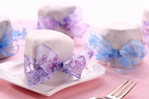 Luxusní dortíčky.