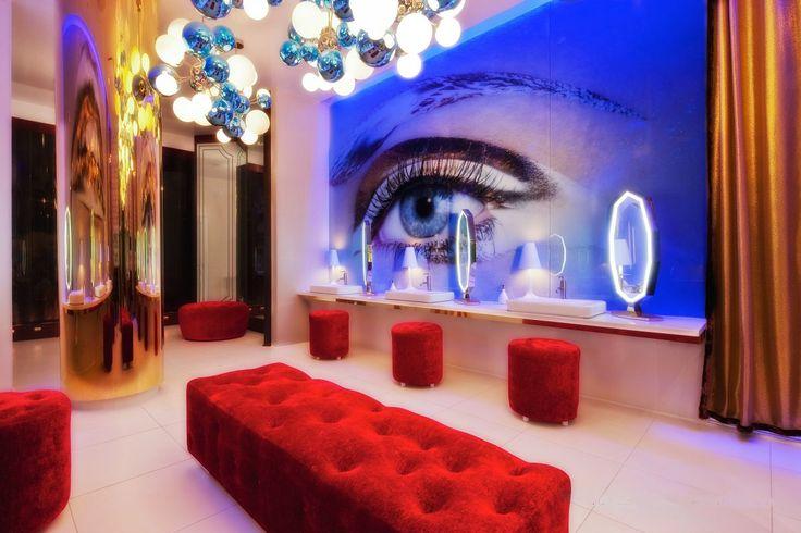 pictures of million dollar bathrooms   VANITY NIGHT CLUB, LAS VEGAS: These bathrooms cost $1.2 million ...
