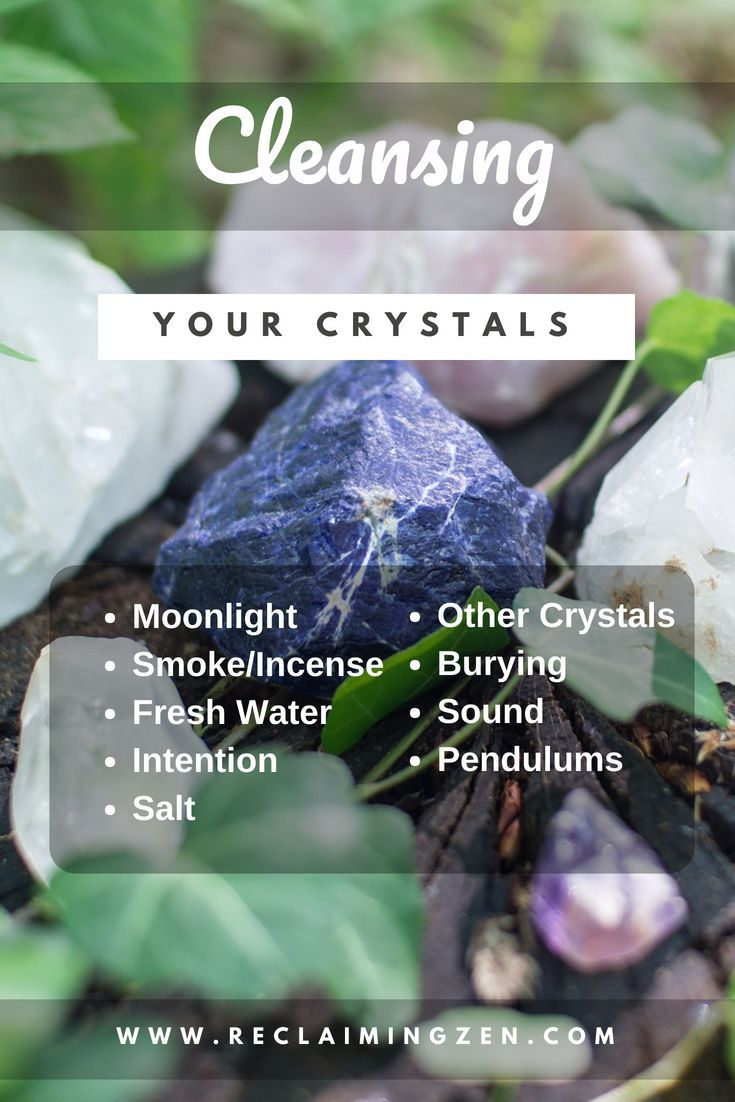 How To Cleanse Crystals With Incense