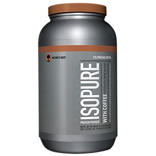 Buy Coffee Protein - Colombian Coffee (3 Pound Powder) from the Vitamin Shoppe. Where you can buy Coffee Protein - Colombian Coffee and other Natures Best Isopure products? Buy at at a discount price at the Vitamin Shoppe online store. Order today and get free shipping on Coffee Protein - Colombian Coffee (UPC:089094022310)(with orders over $35).